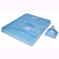 Parma 10203 clear R/C universal interior cut to fit - Product Image