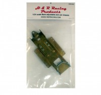 H&R 02 Hardbody 1/24 Brass chassis kit - Product Image