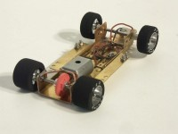 H&R 01 Hardbody brass ready to run roller setup - Product Image