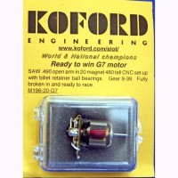 Koford M196 20 G7 Group 7 Race Motor - Product Image