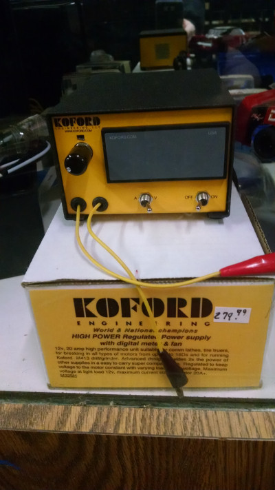Koford POWER SUPPLY  - Product Image